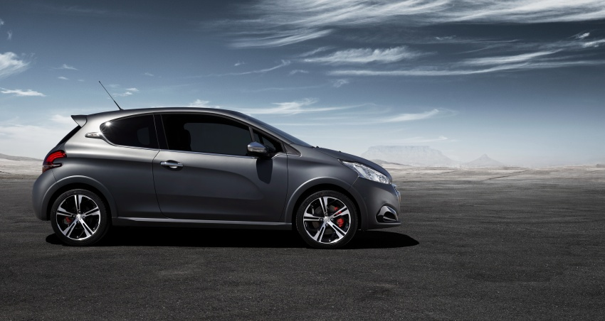 Peugeot 208 GTi to return to M'sia in facelifted form Image #602115