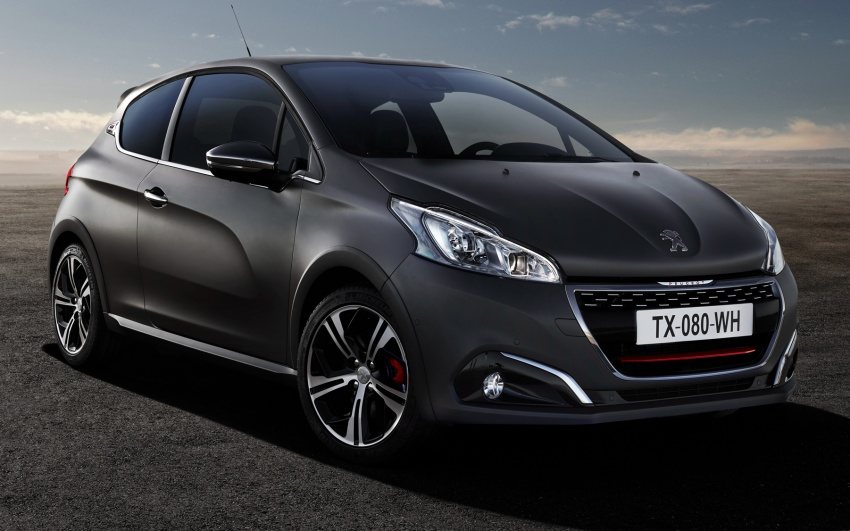 Peugeot 208 GTi to return to M'sia in facelifted form Image #602116