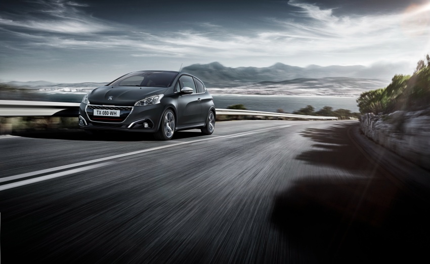 Peugeot 208 GTi to return to M'sia in facelifted form Image #602117