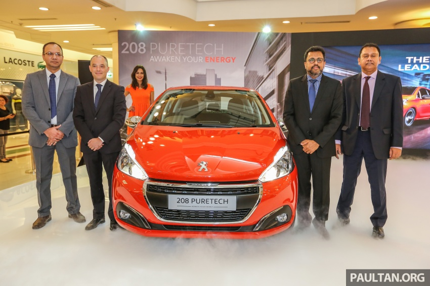Peugeot 208 and 2008 facelifts launched in Malaysia – 1.2 PureTech turbo, six-speed auto, RM90k/RM110k Image #602012