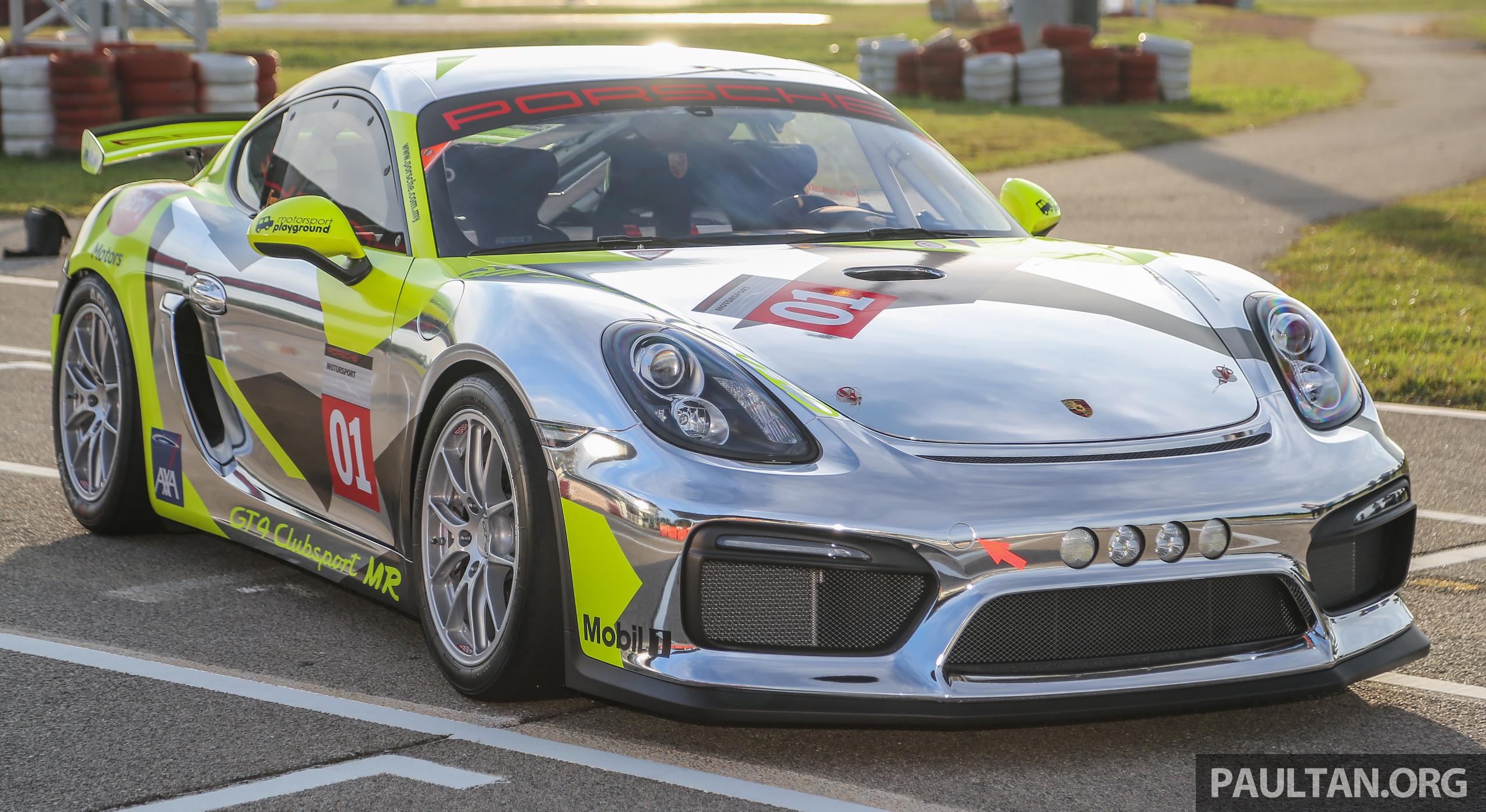Gallery Sdap S Porsche Cayman Gt4 Clubsport