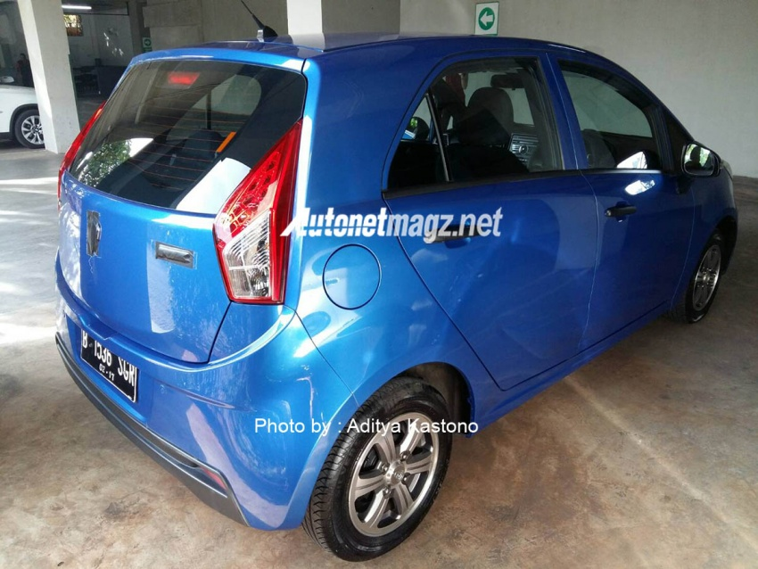 Proton Iriz spotted in Indonesia – launching soon? Image #599297