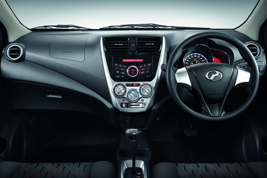 2017 Perodua Axia facelift officially launched – 1.0L VVT-i engine, two new faces and features, from RM25k Image #606697