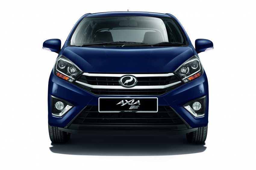 2017 Perodua Axia facelift officially launched – 1.0L VVT-i engine, two new faces and features, from RM25k Image #606698