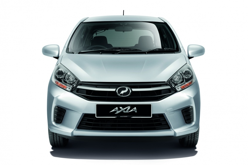 2017 Perodua Axia facelift officially launched – 1.0L VVT-i engine, two new faces and features, from RM25k Image #606715