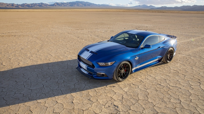 Shelby Mustang 50th Anniversary Super Snake – only 500 units; 750 hp; 0 to 96 km/h in just 3.5 seconds Image #606624