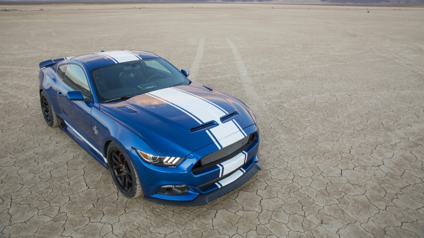 Shelby Mustang 50th Anniversary Super Snake – only 500 units; 750 hp; 0 to 96 km/h in just 3.5 seconds Image #606625
