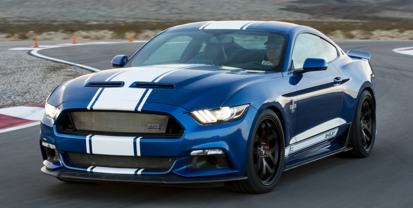 Shelby Mustang 50th Anniversary Super Snake – only 500 units; 750 hp; 0 to 96 km/h in just 3.5 seconds Image #606626