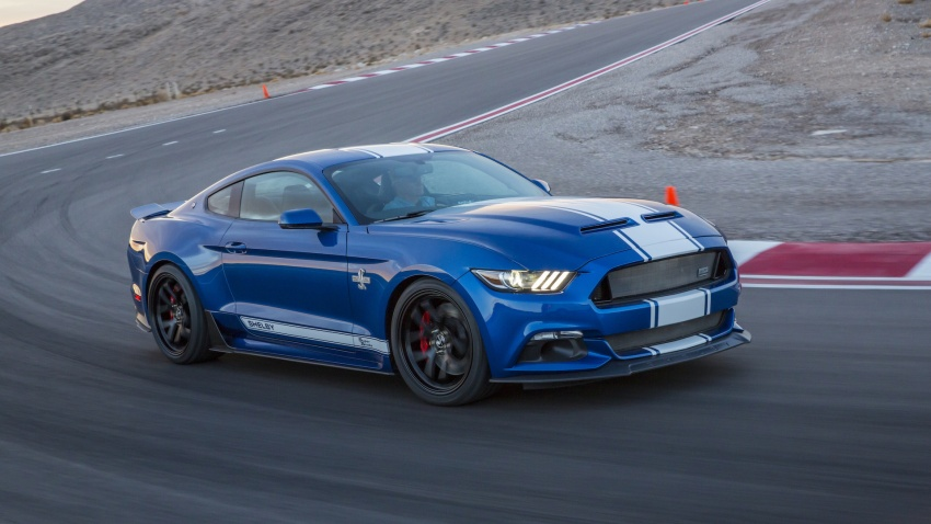 Shelby Mustang 50th Anniversary Super Snake – only 500 units; 750 hp; 0 to 96 km/h in just 3.5 seconds Image #606627