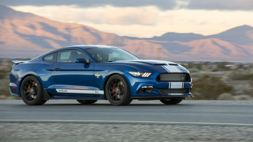 Shelby Mustang 50th Anniversary Super Snake – only 500 units; 750 hp; 0 to 96 km/h in just 3.5 seconds Image #606628