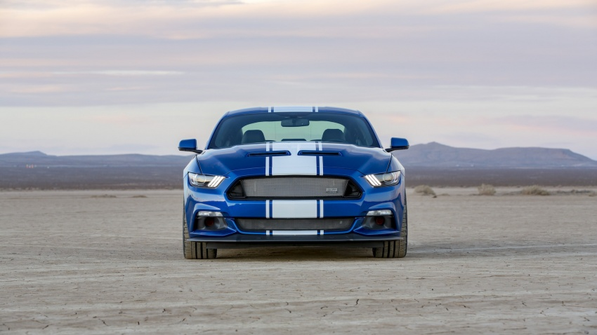 Shelby Mustang 50th Anniversary Super Snake – only 500 units; 750 hp; 0 to 96 km/h in just 3.5 seconds Image #606614