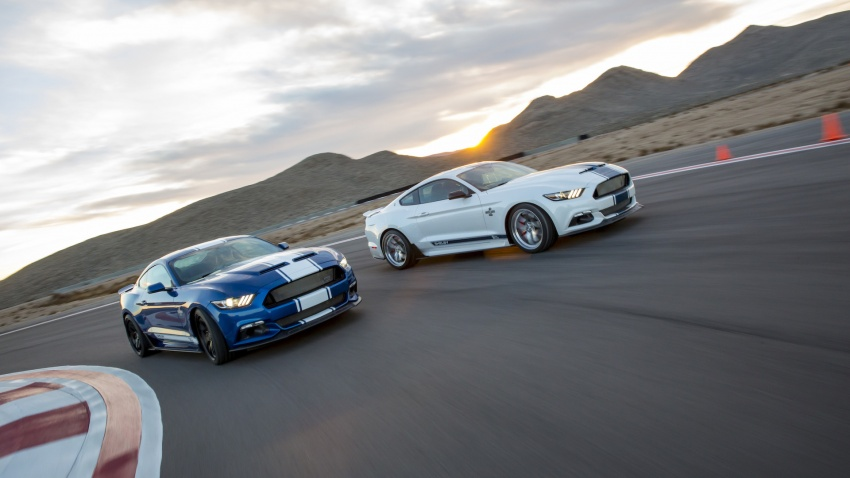 Shelby Mustang 50th Anniversary Super Snake – only 500 units; 750 hp; 0 to 96 km/h in just 3.5 seconds Image #606633