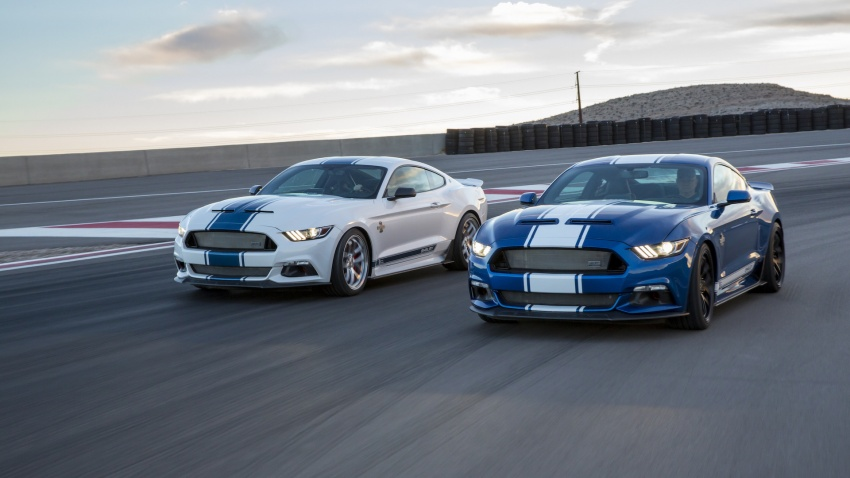 Shelby Mustang 50th Anniversary Super Snake – only 500 units; 750 hp; 0 to 96 km/h in just 3.5 seconds Image #606634