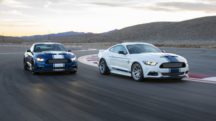 Shelby Mustang 50th Anniversary Super Snake – only 500 units; 750 hp; 0 to 96 km/h in just 3.5 seconds Image #606635