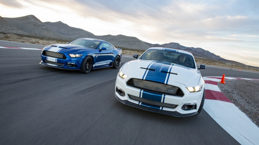 Shelby Mustang 50th Anniversary Super Snake – only 500 units; 750 hp; 0 to 96 km/h in just 3.5 seconds Image #606637