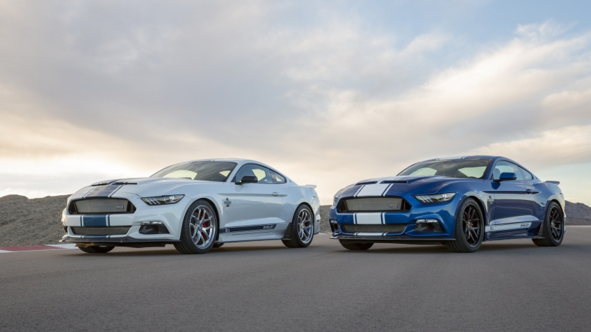 Shelby Mustang 50th Anniversary Super Snake – only 500 units; 750 hp; 0 to 96 km/h in just 3.5 seconds Image #606638