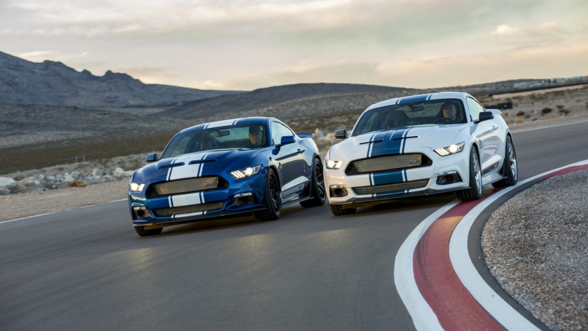 Shelby Mustang 50th Anniversary Super Snake – only 500 units; 750 hp; 0 to 96 km/h in just 3.5 seconds Image #606639