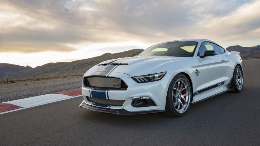 Shelby Mustang 50th Anniversary Super Snake – only 500 units; 750 hp; 0 to 96 km/h in just 3.5 seconds Image #606640