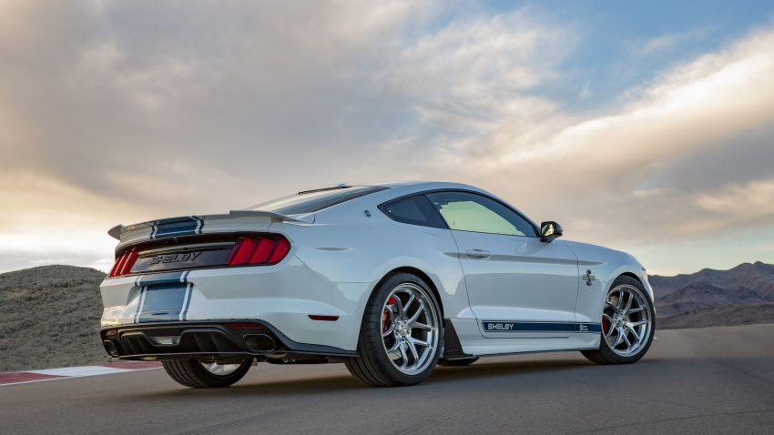 Shelby Mustang 50th Anniversary Super Snake – only 500 units; 750 hp; 0 to 96 km/h in just 3.5 seconds Image #606641