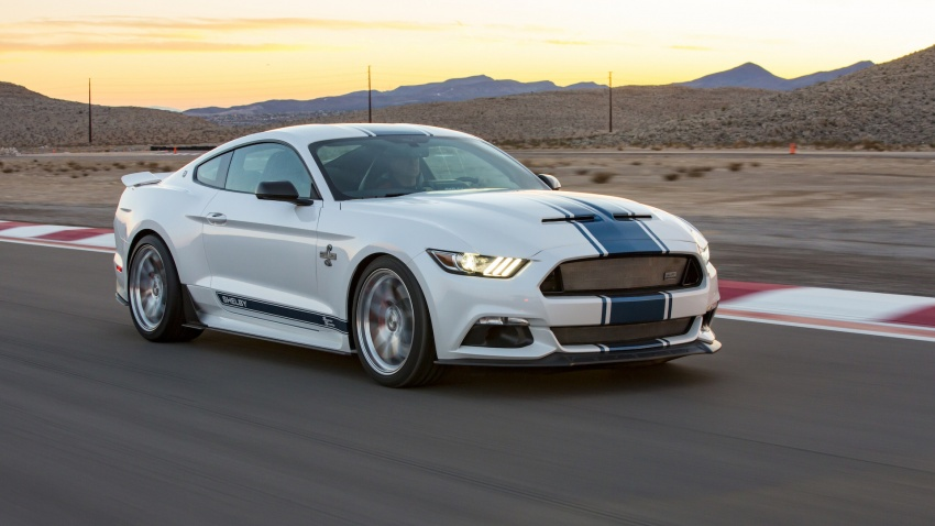 Shelby Mustang 50th Anniversary Super Snake – only 500 units; 750 hp; 0 to 96 km/h in just 3.5 seconds Image #606642