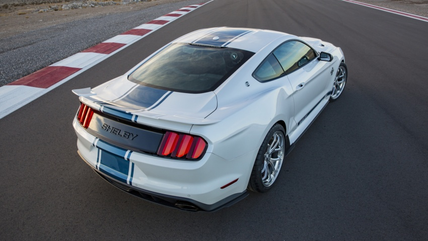 Shelby Mustang 50th Anniversary Super Snake – only 500 units; 750 hp; 0 to 96 km/h in just 3.5 seconds Image #606643