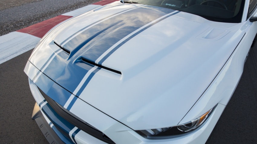 Shelby Mustang 50th Anniversary Super Snake – only 500 units; 750 hp; 0 to 96 km/h in just 3.5 seconds Image #606645