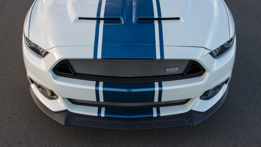 Shelby Mustang 50th Anniversary Super Snake – only 500 units; 750 hp; 0 to 96 km/h in just 3.5 seconds Image #606646