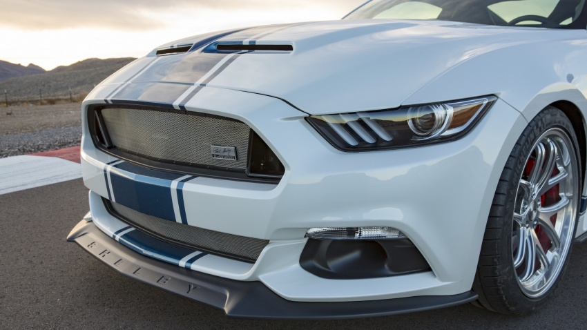 Shelby Mustang 50th Anniversary Super Snake – only 500 units; 750 hp; 0 to 96 km/h in just 3.5 seconds Image #606647