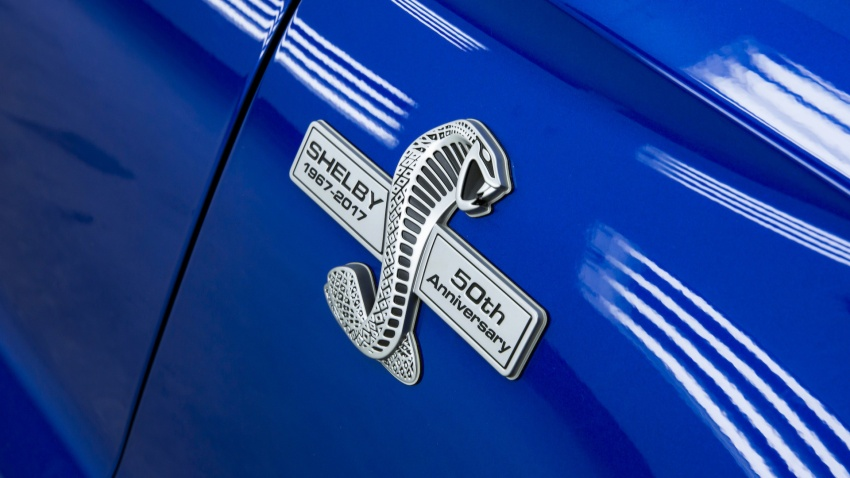 Shelby Mustang 50th Anniversary Super Snake – only 500 units; 750 hp; 0 to 96 km/h in just 3.5 seconds Image #606649
