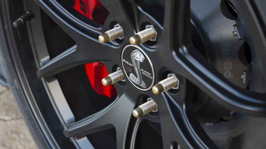 Shelby Mustang 50th Anniversary Super Snake – only 500 units; 750 hp; 0 to 96 km/h in just 3.5 seconds Image #606651