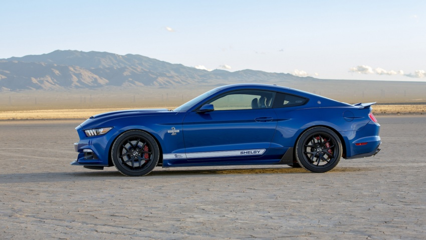 Shelby Mustang 50th Anniversary Super Snake – only 500 units; 750 hp; 0 to 96 km/h in just 3.5 seconds Image #606616