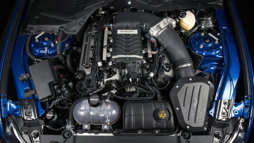 Shelby Mustang 50th Anniversary Super Snake – only 500 units; 750 hp; 0 to 96 km/h in just 3.5 seconds Image #606658