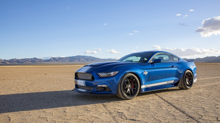 Shelby Mustang 50th Anniversary Super Snake – only 500 units; 750 hp; 0 to 96 km/h in just 3.5 seconds Image #606620
