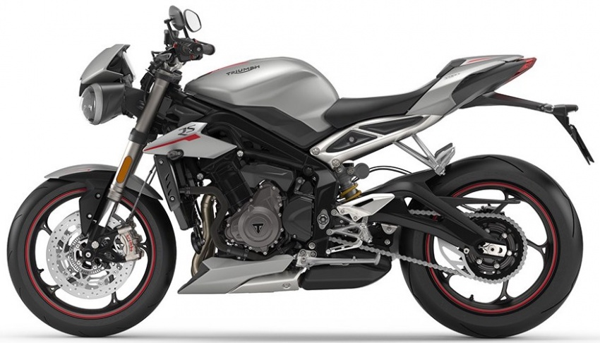 2017 Triumph Street Triple series launched in UK – from RM44k, expected arrival in Malaysia around April Image #601957