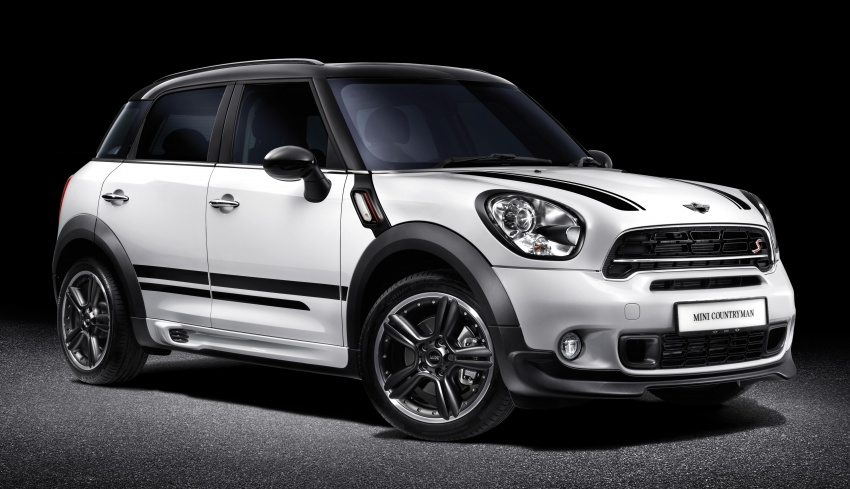 MINI Countryman JCW Design Edition launched in Malaysia for RM243k – aero kit, LED door projectors Image #603878