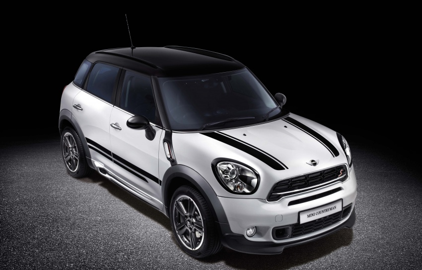 MINI Countryman JCW Design Edition launched in Malaysia for RM243k – aero kit, LED door projectors Image #603880