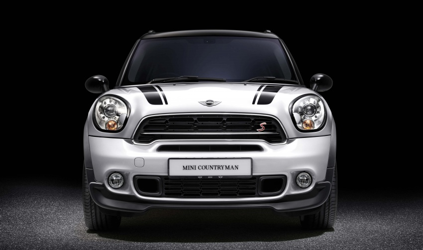 MINI Countryman JCW Design Edition launched in Malaysia for RM243k – aero kit, LED door projectors Image #603881