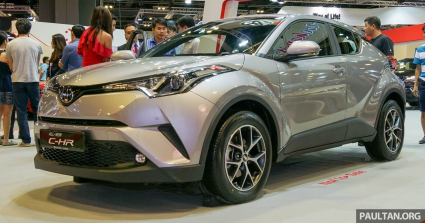 GALLERY: Toyota C-HR at the Singapore Motor Show Image #603225