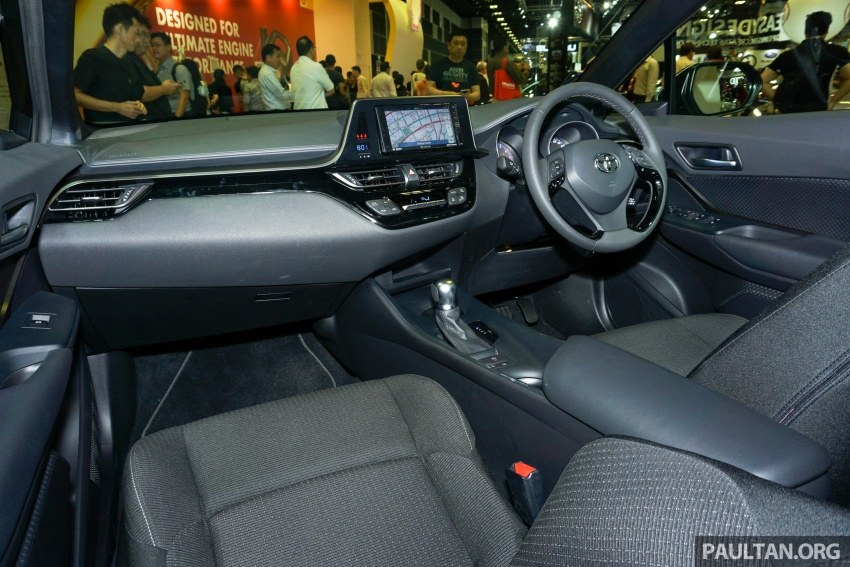 GALLERY: Toyota C-HR at the Singapore Motor Show Image #603243
