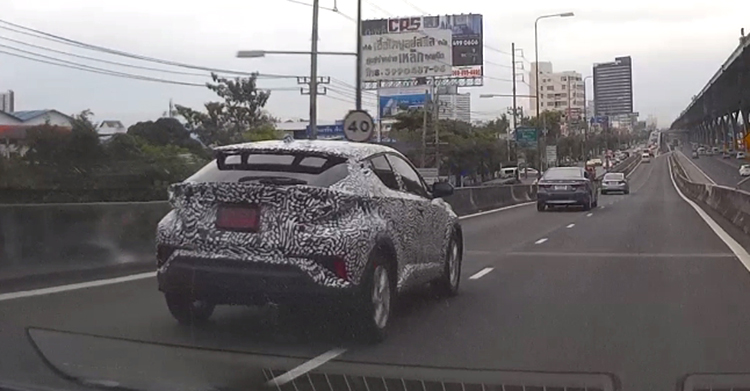 Toyota C-HR spotted in Thailand – early 2018 launch? Image #606431