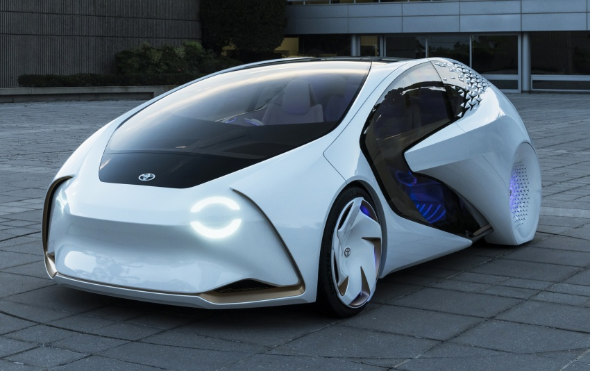 Toyota Concept-i debuts at CES 2017 – friendlier future Image #598794