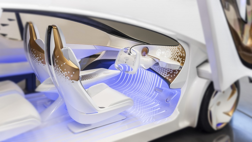 Toyota Concept-i debuts at CES 2017 – friendlier future Image #598796
