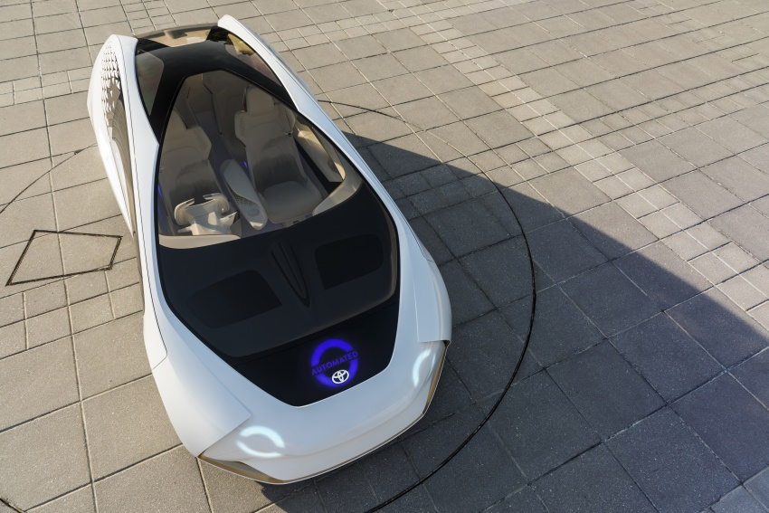Toyota Concept-i debuts at CES 2017 – friendlier future Image #598803