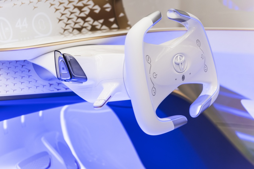 Toyota Concept-i debuts at CES 2017 – friendlier future Image #598812