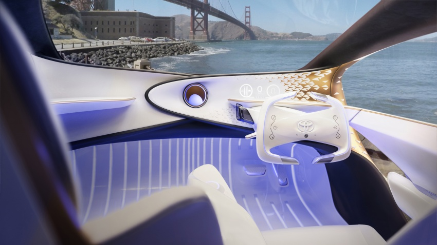 Toyota Concept-i debuts at CES 2017 – friendlier future Image #598813