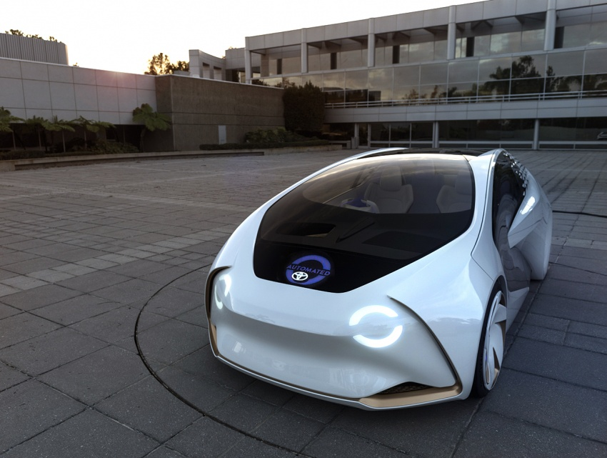 Toyota Concept-i debuts at CES 2017 – friendlier future Image #598838