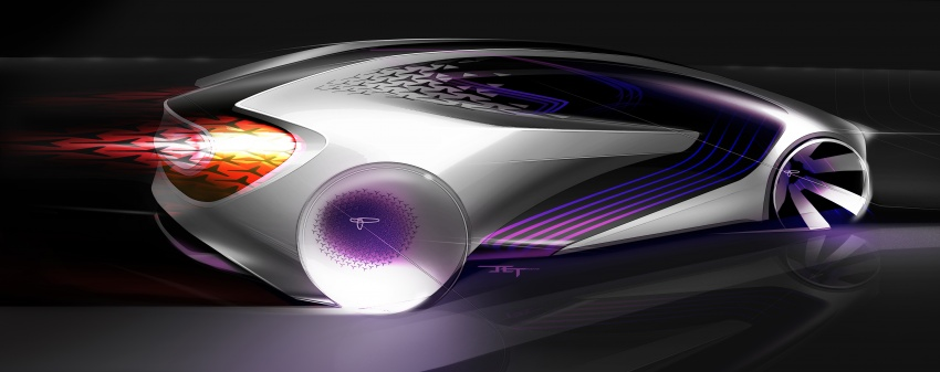 Toyota Concept-i debuts at CES 2017 – friendlier future Image #598852