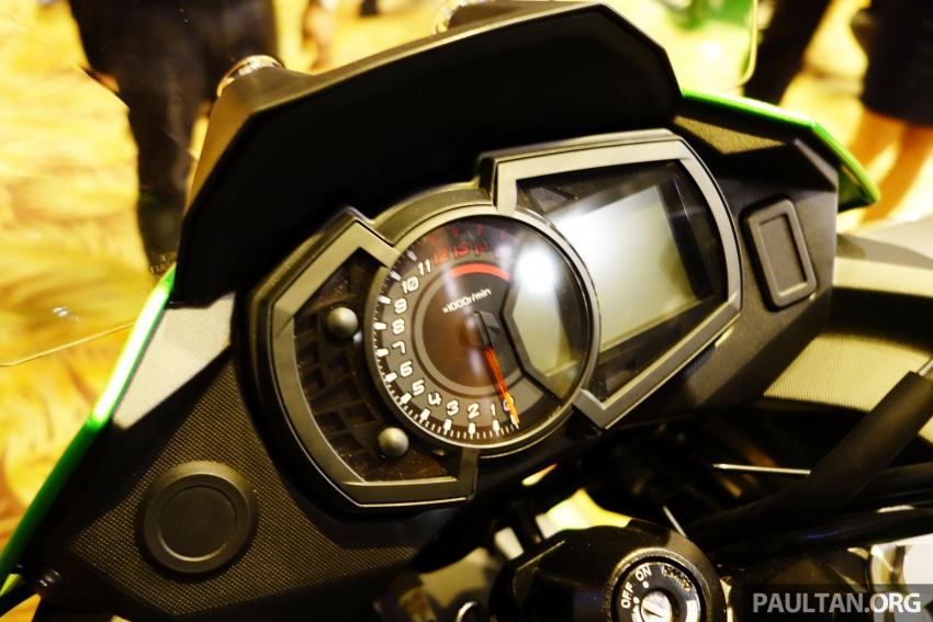 Kawasaki Malaysia perkenal empat model untuk 2017 – Z900 ABS, Z650 ABS, Ninja 650 ABS dan Versys-X 250 Image #607638