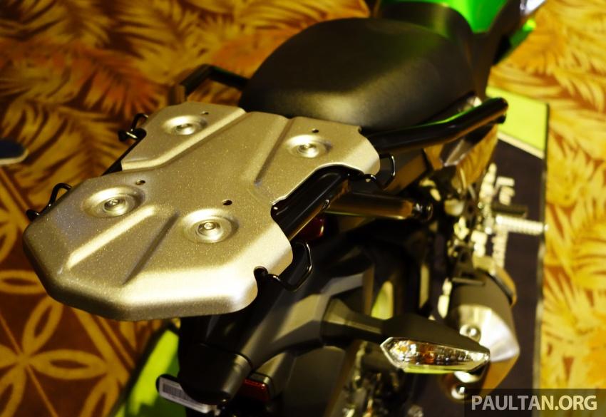 Kawasaki Malaysia perkenal empat model untuk 2017 – Z900 ABS, Z650 ABS, Ninja 650 ABS dan Versys-X 250 Image #607640