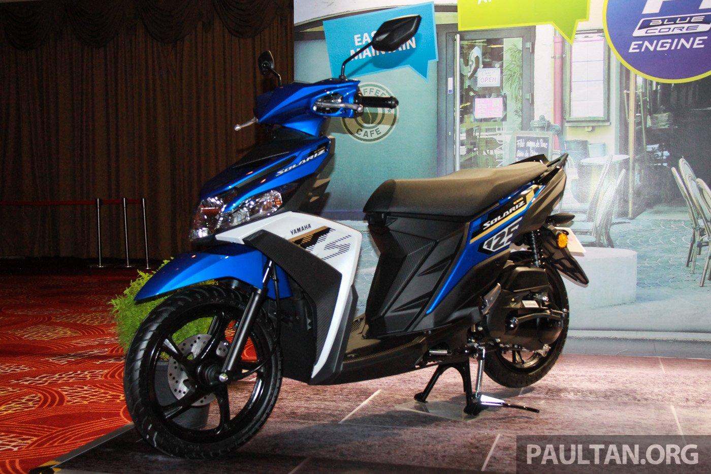 Yamaha ego solariz dilancar di m 39 sia harga rm5 548 for Yamaha sports plaza promo code